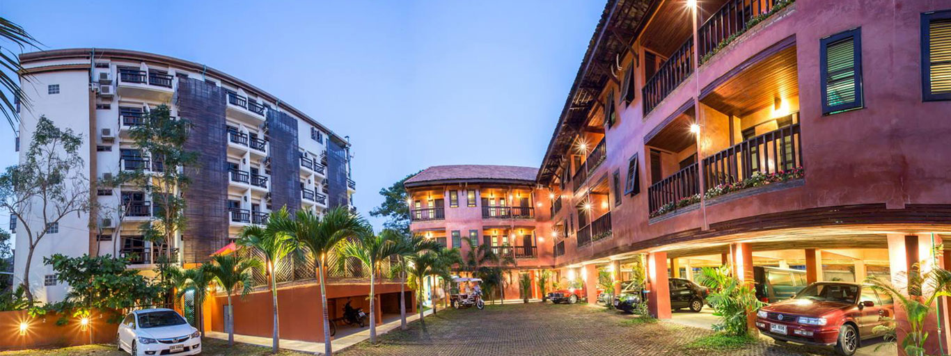 Best Boutique Hotel Chiang Mai Old City
